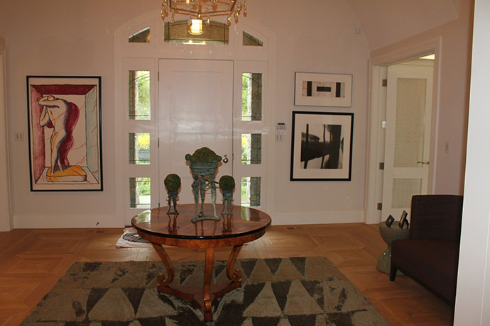 Boston Art Rentals - Home Staging - Art Installations Gallery
